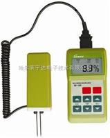 SK-100A插针式针织面料水分测量仪 纺织原料含水率检测仪
