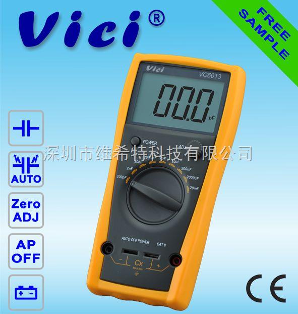 维希特 3 1/2位数字式电感电容表