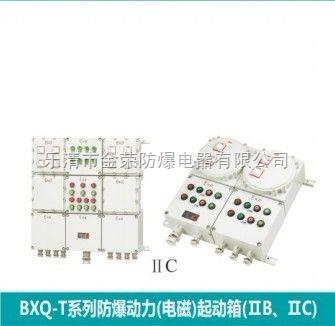供应*【BXQ-T】*防爆动力(电磁)起动箱