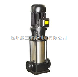 离心泵价格:GDL型立式多级管道离心泵