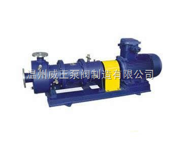 CQB-G系列高溫磁力驅動離心泵生產廠家,價格,結構圖