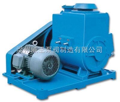 2x型旋片式真空泵生产厂家,价格,结构图