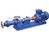 I-1B型螺杆泵 卫生级单螺杆泵