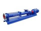 G型螺桿泵 單螺桿泵