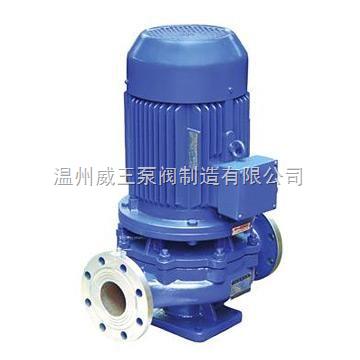 IHG型立式單級單吸化工泵生產廠家,價格,結構圖