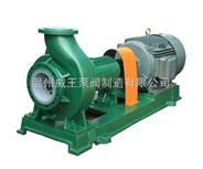IHF型氟塑料化工泵生產廠家,價格,結構圖