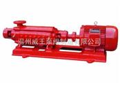 供應消防泵價格型號參數XBD-W臥式多級消防泵