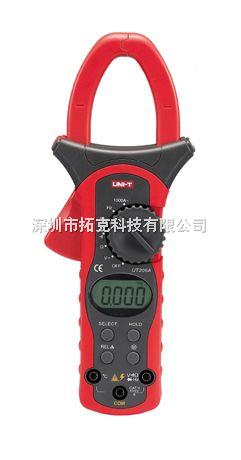 UT206A-优利德数字钳形表