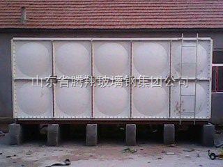 模压玻璃钢组合式水箱_保温型玻璃钢组合水箱不结冰