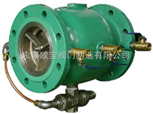 温州厂家直销,低阻力倒流防止器,直流式倒流防止器