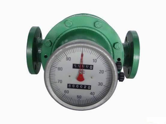 CW-LC系列-橢圓齒輪流量計(普通式)