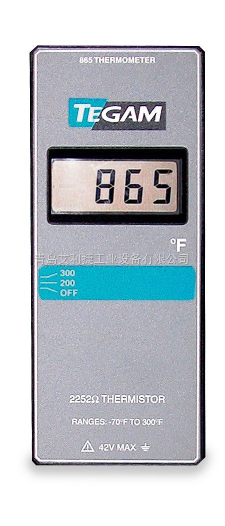 865-2252 Ohm 热敏电阻温度计 865