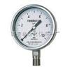 YEX-150B不锈钢膜盒电接点压力表