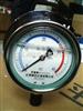 径向带边耐震压力表